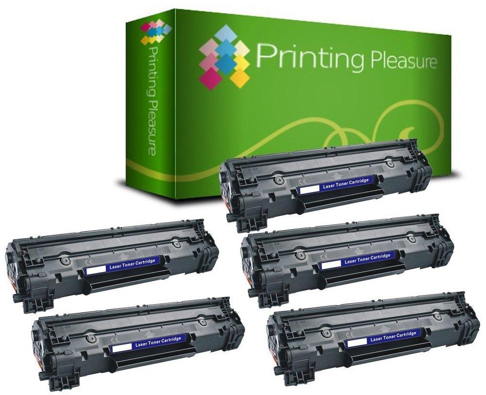 Printing Pleasure Compatibles CFA  A Cartuchos de tóner para HP Laserjet
