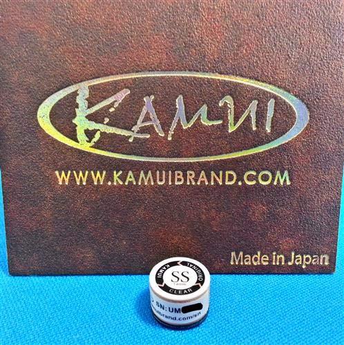 Kamui クリアブラウンキューティップ 14mm スーパーソフト B07GNV4F5D