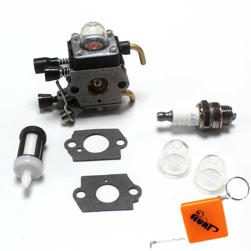 huri carburatore per Stihl FS38 FS45 FS46 fs46 C FS55 fs55r fs74 fs75 fs76 fs80 fs85 km80 km85 Trimmer