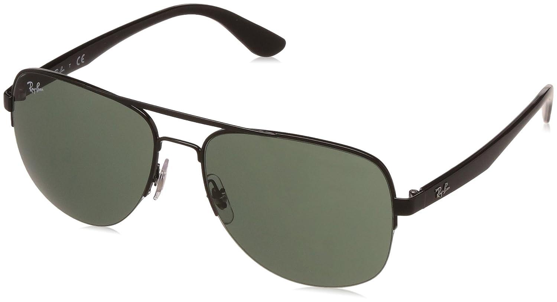 82814007a1f Ray-Ban UV Protected Aviator Men s Sunglasses - (0RB3552I002 7158
