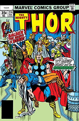 - Thor (1966-1996) #274
