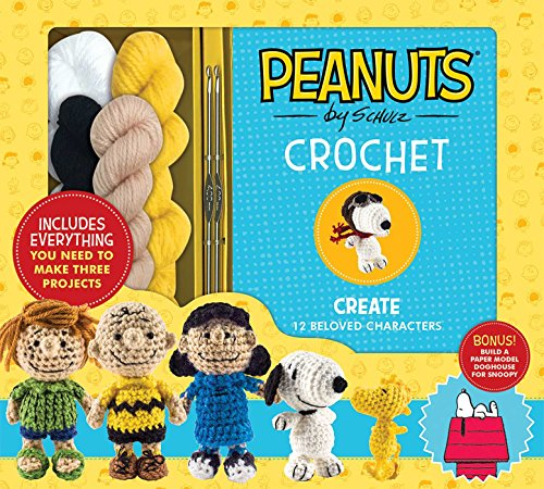 Peanuts Crochet (Crochet Kits)