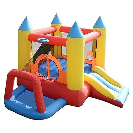 Amazon.com: AyaMastro - Castillo hinchable para niños con ...