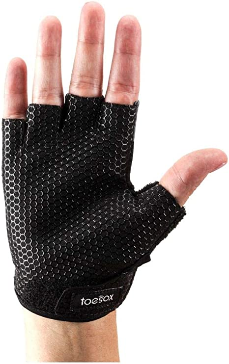 Amazon.com: ToeSox - Guantes de agarre: Clothing