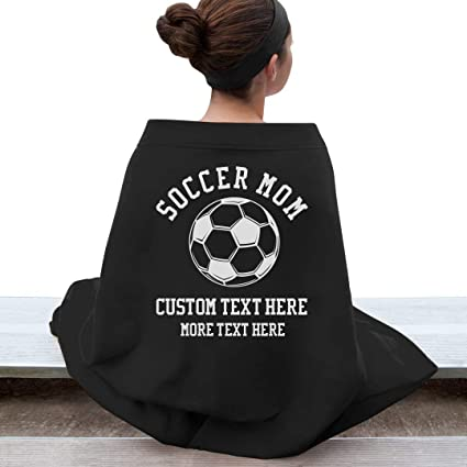 0cc64f1a2 Image Unavailable. Image not available for. Color: Custom Soccer Mom ...