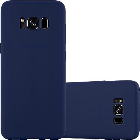 Cadorabo Hülle Für Samsung Galaxy S8 In Candy Dunkel Elektronik
