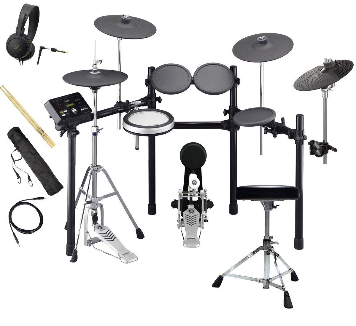 超高品質で人気の YAMAHA 電子ドラム YAMAHA DTX532KFS 3シンバル 電子ドラム オリジナルスターターパック DTX532KFS B07G12VM49, カミゴオリチョウ:53784289 --- shourya.co.in