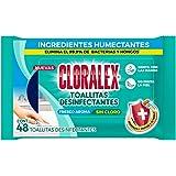 Cloralex Cloralex Toallitas Desinfectantes 48 Piezas, color, 48 count, pack of/paquete de