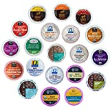 Organic Coffee Single Serve Cups / Pods Variety Pack for...