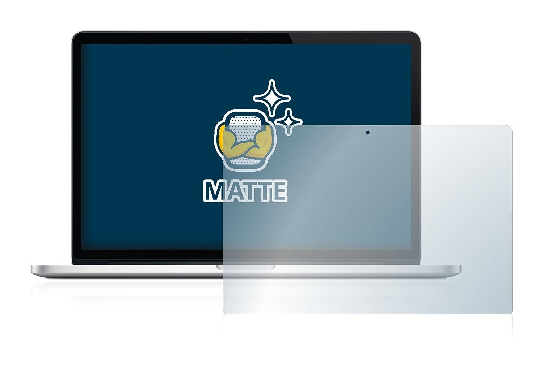 1 St/ück Matt BROTECT Entspiegelungs-Schutzfolie kompatibel mit Apple MacBook Pro Retina 15 2013 - Anti-Reflex