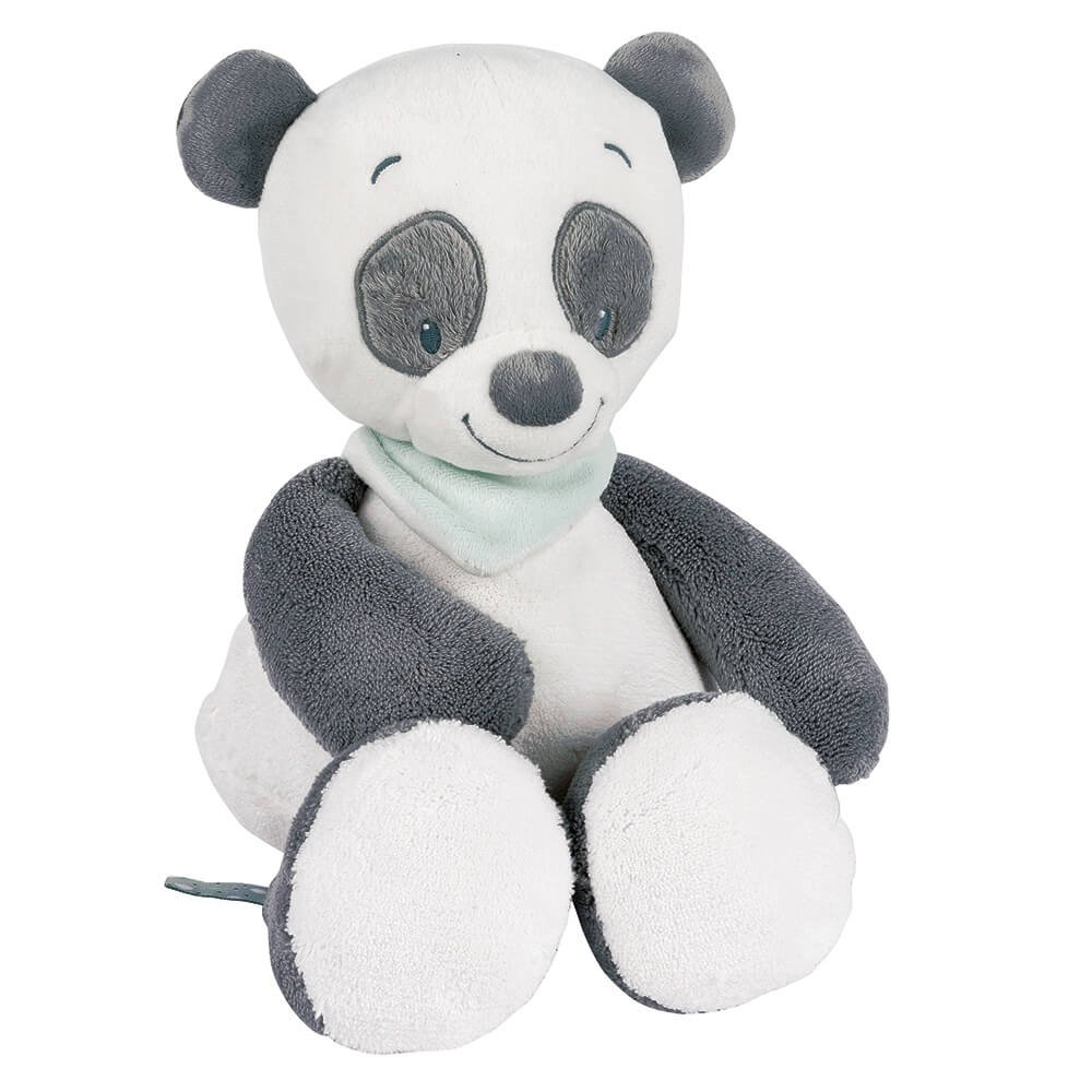 Peluche Loulou le Panda Léa, Loulou et Hippolyte - Nattou