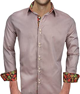 product image for Men's Fall Styled Designer Dress Shirt - Made in USA