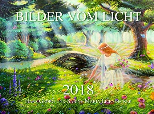 Wandkalender - Bilder vom Licht 2018