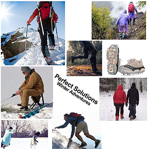 Buy boots for walking in snow and ice