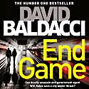 End Game Audiobook by David Baldacci Narrated by To Be Announced