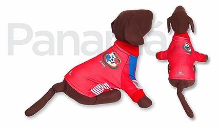 Panama DOG T-Shirt Worldcup Shirt camisetas para perros selecciones futbol soccer (XS)
