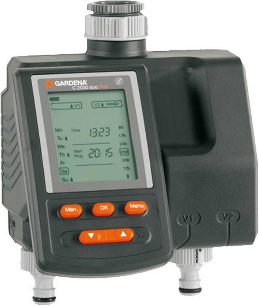 Gardena Bewässerungscomputer C2030 Duo Plus