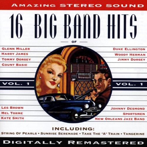 16 Big Band Hits (Vol 1)