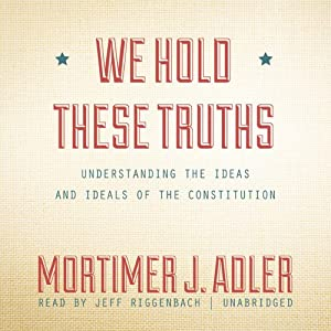 We Hold These Truths Audiobook