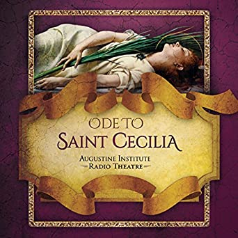 Image result for ode to saint cecilia