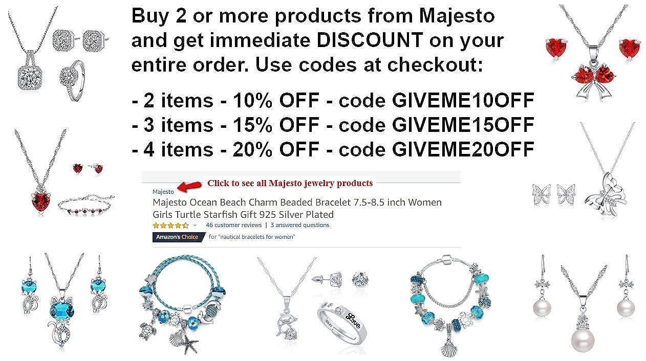Parure collier pendentif rond cristal et boucles doreille /à tige pour femme maman petite fille adolescente cadeau premium accessoire de bijoux plaqu/é or 18 carats