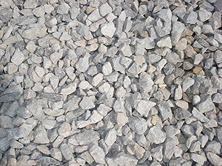 UK Gravel Limestone 20mm Dove Grey Gravel for Landscaping /& Driveways 900kg Bulk Bag