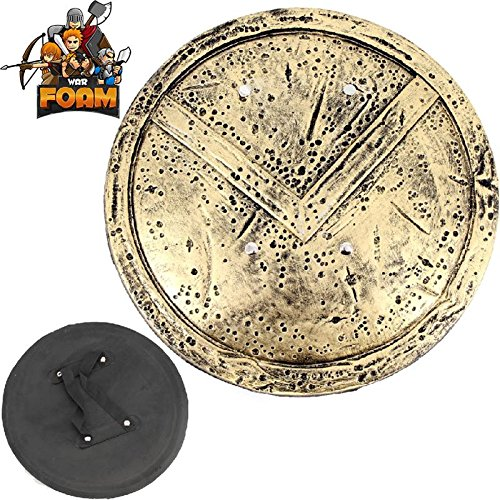 WarFoam Spartan Warrior Greek Replica Foam Cosplay Shield for $<!--$18.36-->