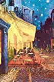 Huntington Graphics Inc. Cafe Terrace at Night Vincent Van Gogh Poster Art Print