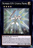 Yu-Gi-Oh! - Number S39: Utopia Prime (MP16-EN043) - Mega Pack 2016 - 1st Edition - Super Rare