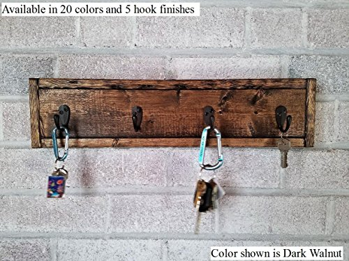Renewed Decor Herringbone Style Key Rack available in 5 key