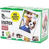 Fujifilm instax mini Film - White (60 pack)