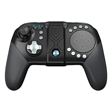d2170a3f804 Amazon.com: GameSir G5 Wireless Trackpad Mobile Game Controller for Android  Phones, Touchpad Gamepad for MOBA and FPS Games: Electronics