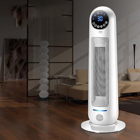 ZZHF calentador Calentador doméstico Calentador eléctrico ahorro de energía vertical Calentador eléctrico baño 2 colores disponibles 660 * 240mm disipador ...