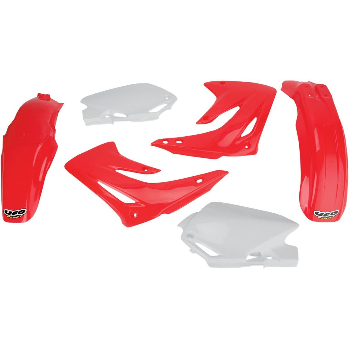 UFO HOKIT109-999 Complete Body Kit (Body KIT, HON CR85 03-06)