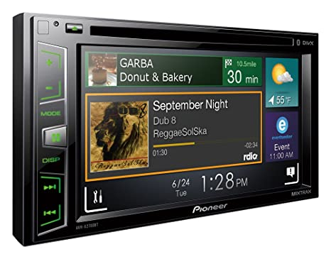 Pioneer AVH-X2700BT Car Multimedia Last