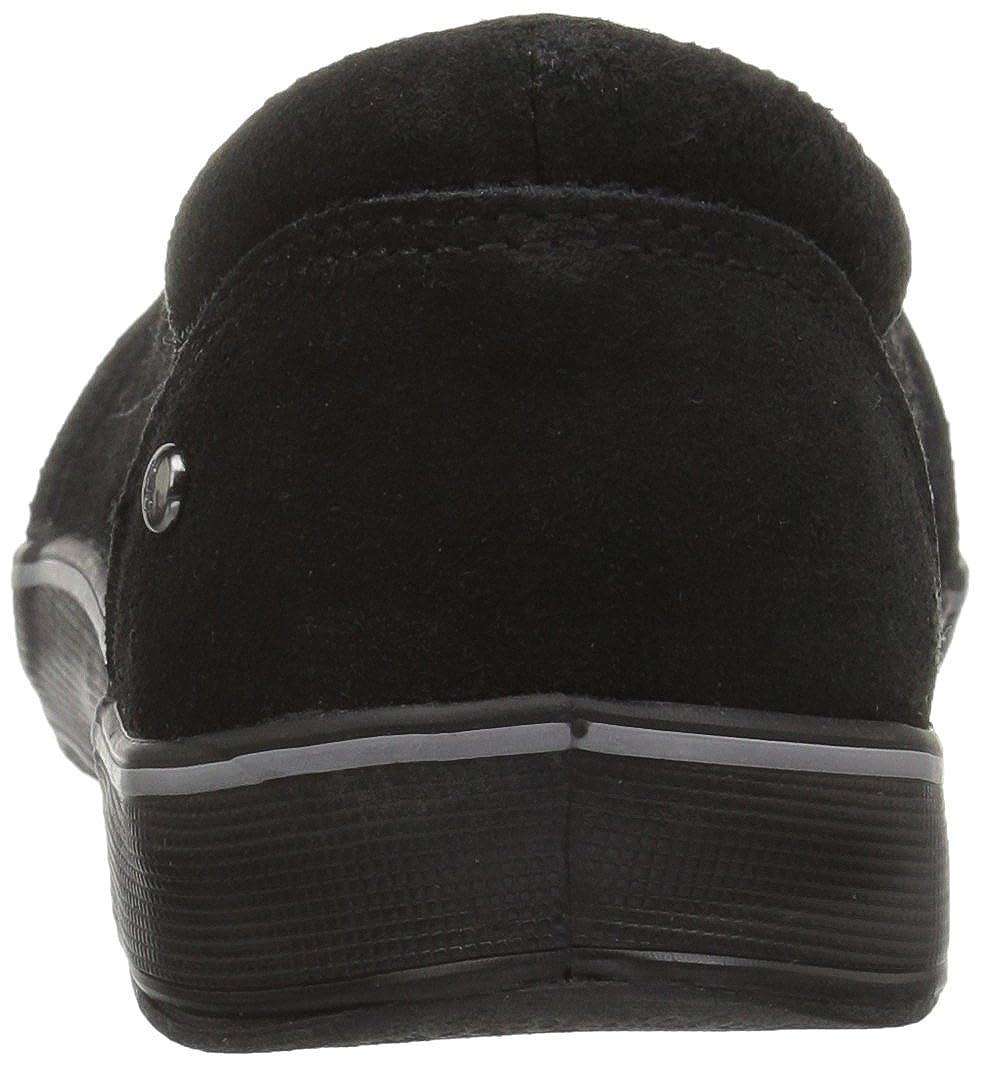 cf9745bad8 Amazon.com | Grasshoppers Women's Windham Suede Fashion Sneaker, Black, 6 N  US | Fashion Sneakers