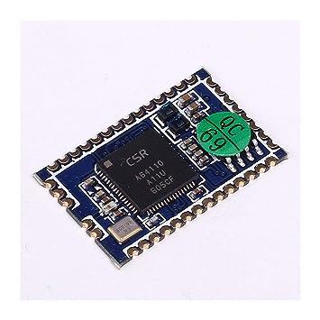 CSRA64110 Módulo de Audio inalámbrico Bluetooth BLE 4.0 4.2 ...
