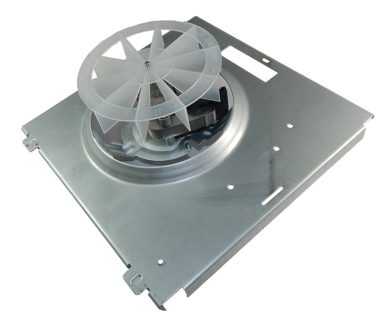 NuTone S0503B000 Bathroom Fan Motor Assembly