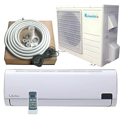 36.000 BTU klimaire 15 Seer DC Inversor ductless Mini Split Bomba de calor aire acondicionado