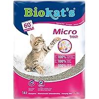 Gimborn 615677 Katzen Streu Biokat Micro Fresh PE 14 L
