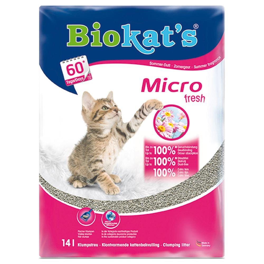 Gimborn 615677Gatos biokat dispersa Micro Fresh PE 14L
