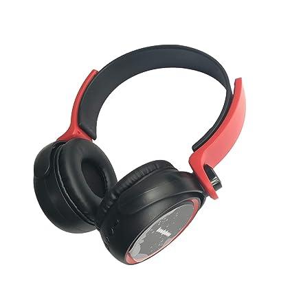 XWEM Auriculares Inalámbricos Bluetooth, Tarjeta, Auriculares Inalámbricos, Estéreo, Bilaterales, Inalámbricos,