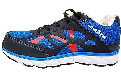 Goodyear GYSHU1633 S1P SRA HRO Chaussures de sécurité sans