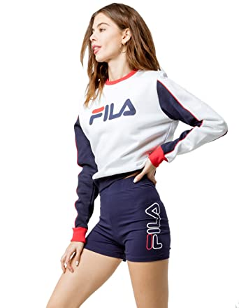0021d407 Fila Beatriz High Waist Biker Short