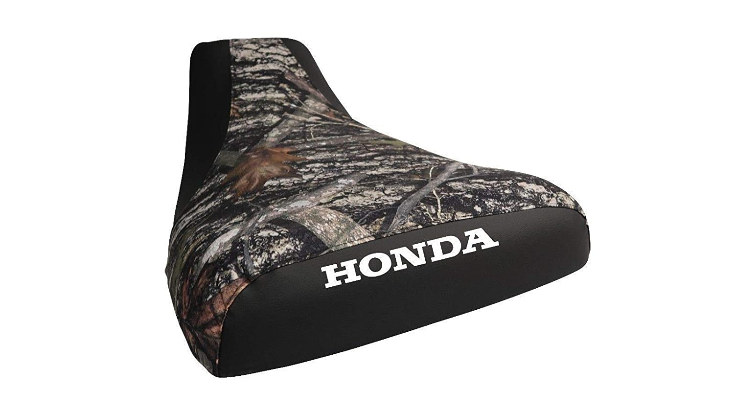 VPS Seat Cover Compatible With Honda Rancher 350 2001-06 Camo Top Logo Seat Cover