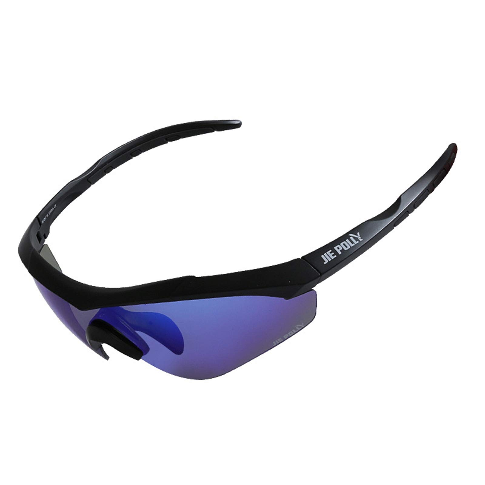 Adisaer Winter Sport Protection Goggles Tactical Goggles Windshield Anti-Shock Bulletproof Glasses Black for Adults