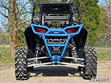 2016 - 2017 Polaris RZR xp Turbo parachoques trasero (negro) por Super ATV rbg-p-rzr1 K-001 - 00: Amazon.es: Coche y moto