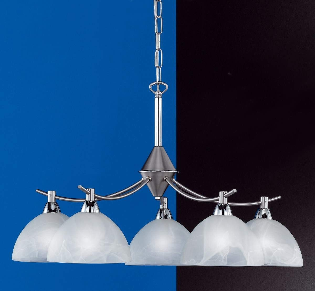 Honsel Blanco Con 19425 De Techo BrazosColor Leuchten Lámpara Antiguo Nmn08w