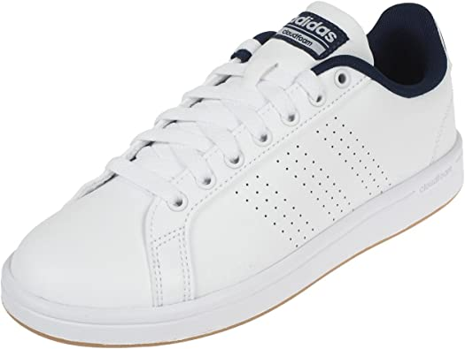 Adidas Neo Cloudfoam Advantage Cl, Zapatillas de Moda para Hombre, Color  Blanco
