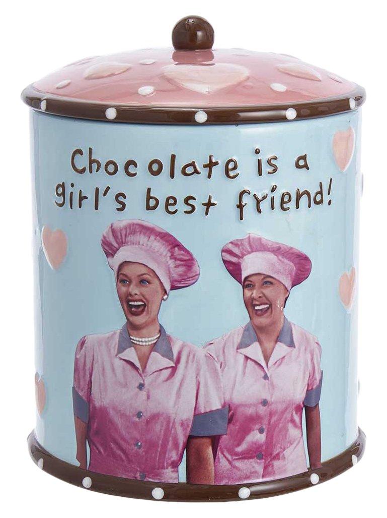 Kurt S. Adler Officially LicensedI Love Lucy Cookie Jar